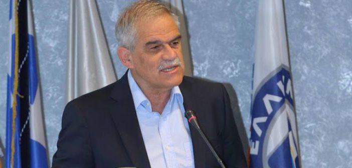 Θύμα κλοπής στο σπίτι του ο πρώην υπουργός Νίκος Τόσκας