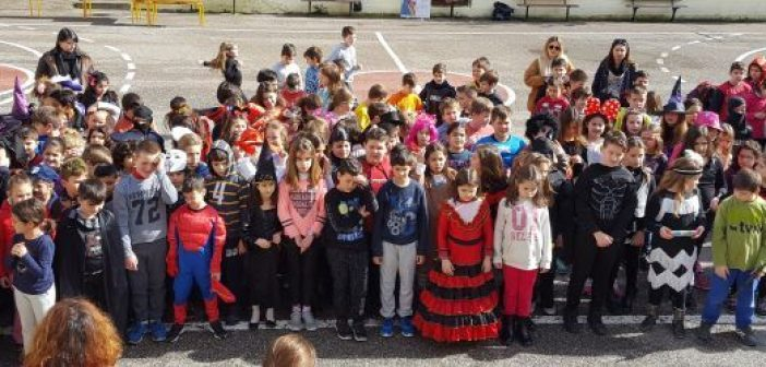 Η Τσικνοπέμπτη στο 4ο Δημοτικό Σχολείο Αγρινίου (ΔΕΙΤΕ ΦΩΤΟ)