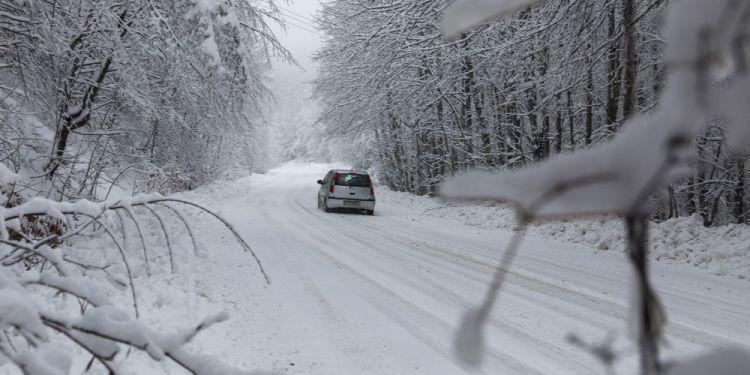 Ιστορικός χιονιάς θα χτυπήσει την Ελλάδα την Δευτέρα (ΔΕΙΤΕ ΧΑΡΤΗ)