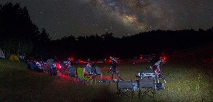 Διήμερη εκδήλωση της Αστρονομικής & Αστροφυσικής Εταιρείας σε Αγρίνιο και Θέρμο
