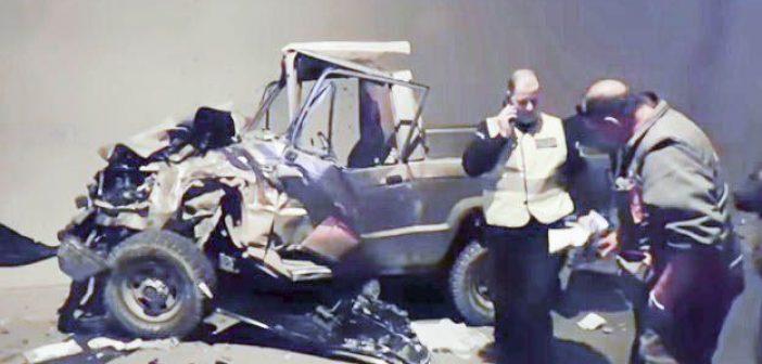 Ναύπακτος: Αγωνία για τη χήρα και το βρέφος του οδηγού που σκοτώθηκε στη σήραγγα του Ξηροπηγάδου