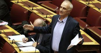 """Γ. Βαρεμένος: """"Όσοι φωνασκούν ποσώς τους ενδιαφέρει το όνομα Μακεδονία, που απεμπολήθηκε το '90"""""""