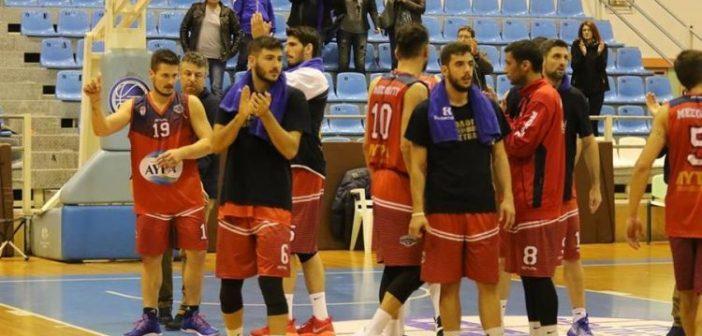 Κερδισμένος της αγωνιστικής ο Χαρίλαος Τρικούπης – Νέα νίκη του Α.Ο. Αγρινίου