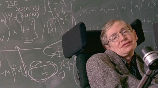 Πέθανε ο Βρετανός αστροφυσικός Στίβεν Χόκινγκ!