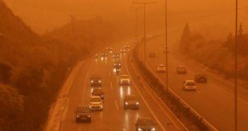 Δυτική Ελλάδα: Επιστρέφει η αφρικανική σκόνη! Έρχεται… «ζόρικο» Σαββατοκύριακο
