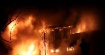 Κάηκε ολοσχερώς μονοκατοικία στον Άγιο Νικόλαο Βόνιτσας (ΔΕΙΤΕ ΦΩΤΟ)