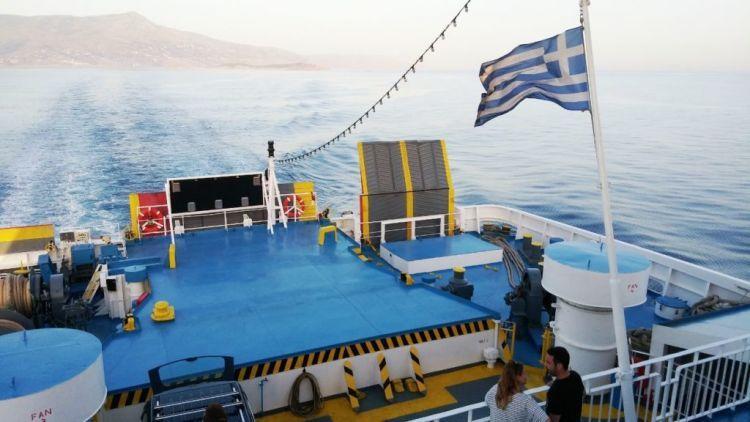 Δυτική Ελλάδα: Το πλοίο επέστρεψε εσπευσμένα, αλλά η γυναίκα κατέληξε!
