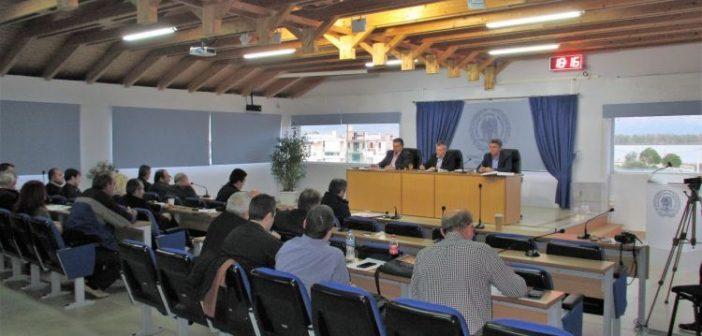 Τακτική Συνεδρίαση Δημοτικού Συμβουλίου Μεσολογγίου