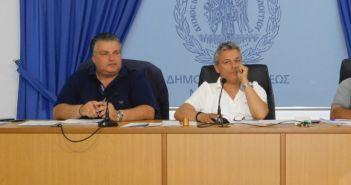 Το έργο διάνοιξης διαύλου και η πλωτή προβλήτα Λιμανιού τέθηκαν επί τάπητος στη συνεδρίαση του Δημοτικού Συμβουλίου Μεσολογγιου
