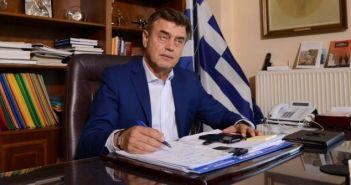 Εκ νέου υποψήφιος Δήμαρχος ο Γιώργος  Αποστολάκης στο Δήμο Ακτίου – Βόνιτσας