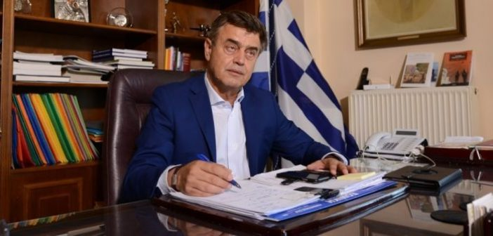 Ο Γιώργος Αποστολάκης και πάλι Δήμαρχος στο Δήμο Ακτίου – Βόνιτσας