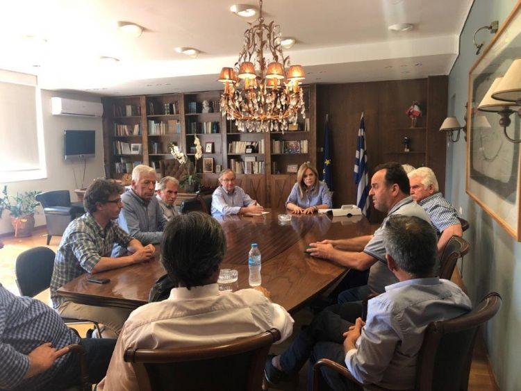 ΓΟΕΒ Αχελώου: Αιτούμαστε 120 δόσεις ως ρύθμιση των παλαιών οφειλών