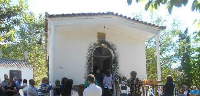 Εκδηλώσεις στα Κουτρελέικα για τους Αγίους Κωνσταντίνο & Ελένη