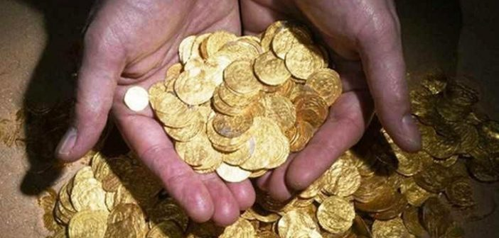 Αγρότης από την Δυτική Ελλάδα άφησε στην κόρη του κληρονομιά δύο βαρέλια λίρες!!!