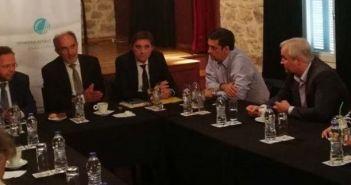 Δυτική Ελλάδα: Ημερίδα για τις Αναπτυξιακές Πολιτικές και τις Μορφές Ελέγχου (ΔΕΙΤΕ VIDEO + ΦΩΤΟ)