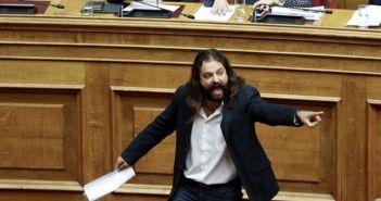 Πληροφορίες για σύλληψη Μπαρμπαρούση στη Βουλή! Ερευνάται για εσχάτη προδοσία