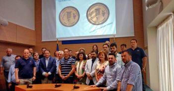 Αγροτοδιατροφική Σύμπραξη Περιφέρειας Δυτικής Ελλάδας – Απ. Κατσιφάρας: Ένας χρόνος λειτουργίας, ένας χρόνος δημιουργίας (ΦΩΤΟ + VIDEO)
