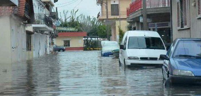 Μεσολόγγι: Καταβολή οικονομικής ενίσχυσης προς τους πλημμυροπαθείς του 2016