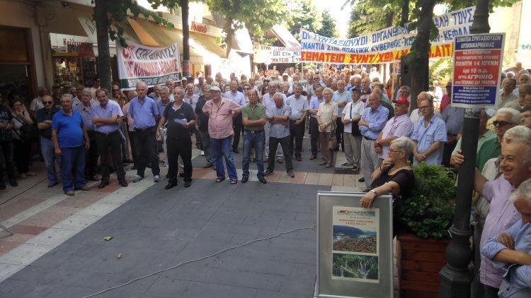 """Συνταξιούχοι ΙΚΑ Αιτωλοακαρνανίας: """"Η απόφαση είναι πρωτόδικη και ο ΕΦΚΑ έκανε έφεση – Δεν είναι ιστορική όπως την ονόμασαν ορισμένοι"""""""