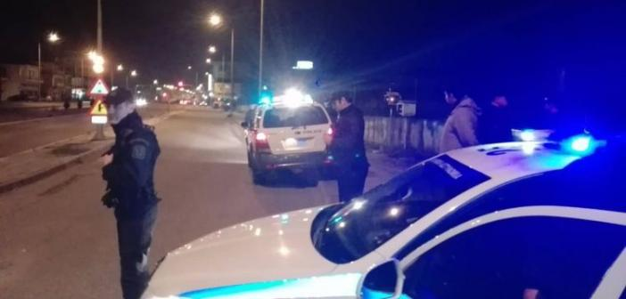 Επεισοδιακή σύλληψη μεθυσμένου οδηγού στο Αγρίνιο – Ήρθε στα χέρια με αστυνομικούς!