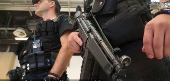 Αεροδρόμιο Ακτίου: Σύλληψη αλλοδαπών για κατοχή πλαστών ταξιδιωτικών εγγράφων