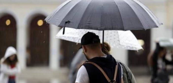 Καιρός: Βροχές και καταιγίδες ο Ζορμπάς είναι ακόμα εδώ