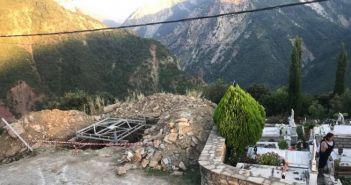 Χελιδόνα Ευρυτανίας: Αντιδράσεις κατοίκων για την εγκατάσταση κεραίας μέσα στο χωριό (ΔΕΙΤΕ ΦΩΤΟ)