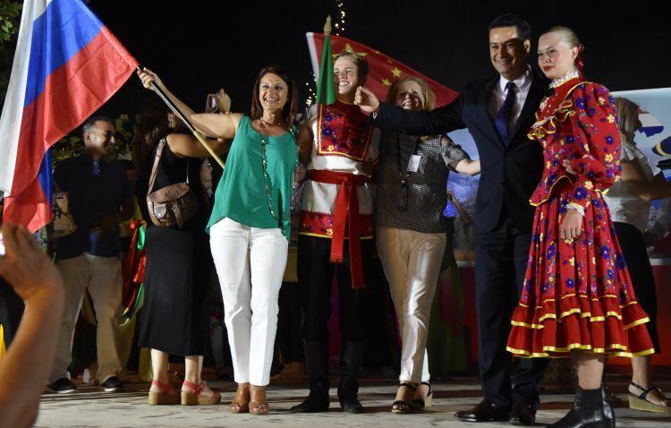 Αγρίνιο: Ολοκληρώθηκε το Διεθνές Φεστιβάλ Παραδοσιακών Χορών (ΔΕΙΤΕ ΦΩΤΟ)
