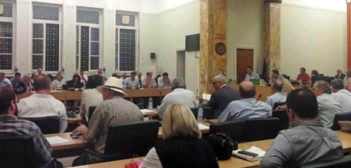 Διπλή συνεδρίαση του Δημοτικού Συμβουλίου Αγρινίου την Δευτέρα