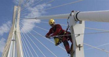 Πως συντηρείται η γέφυρα Ρίου – Αντιρρίου