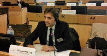 Δυτική Ελλάδα: Μικροατύχημα για τον Αντιπεριφερειάρχη Κώστα Καρπέτα