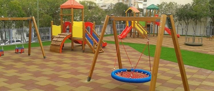 Αμφιλοχία: 307.800,00 € για την προμήθεια και τοποθέτηση εξοπλισμού για την αναβάθμιση παιδικών χαρών