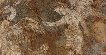 Ψηφιδωτό από τον 4ο π.Χ. αιώνα αποκαλύφθηκε στο Μικρό Θέατρο της Αμβρακίας