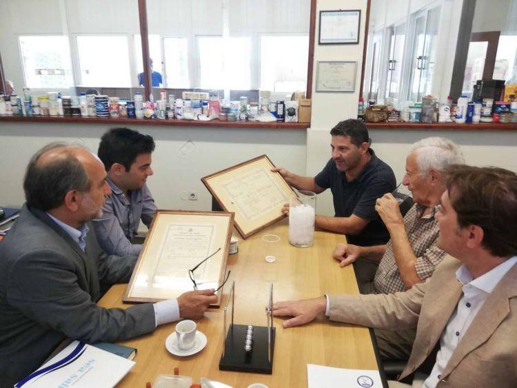 Δυτική Ελλάδα: Επίσκεψη Απόστολου Κατσιφάρα σε επιχειρήσεις του αναπτυξιακού νόμου (ΦΩΤΟ)