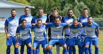 Φιλική νίκη με σκορ 5-1 για την ΑΕΜ επί του Παλληξουριακού