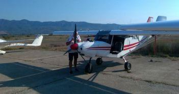 Αεροδρόμιο Μεσολογγίου: Τρίτος γύρος του Πανελλήνιου Πρωταθλήματος Υπερελαφρών Αεροσκαφών (ΔΕΙΤΕ ΦΩΤΟ)