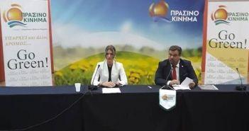 Το Πράσινο Κίνημα ανακοίνωσε υποψήφιο Περιφερειάρχη Δυτικής Ελλάδας