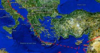 Θα διασχίζει την Δυτική Ελλάδα ο αγωγός East Med – Mέχρι τέλος του χρόνου οι υπογραφές (ΔΕΙΤΕ ΧΑΡΤΗ)