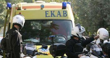 Καινούριο: Σύγκρουση αυτοκινήτου με μηχανάκι – Ένα άτομο στο Νοσοκομείο Αγρινίου