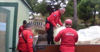 Η Εθελοντική Ομάδα Έρευνας και Διάσωσης Μεσολογγίου επέστρεψε στο Μάτι (ΔΕΙΤΕ ΦΩΤΟ)