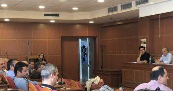 Μεσολόγγι: Συνεδρίαση Τοπικού Συντονιστικού Οργάνου Πολιτικής Προστασίας για την αντιμετώπιση εκτάκτων αναγκών λόγω έντονων καιρικών φαινομένων (ΦΩΤΟ)