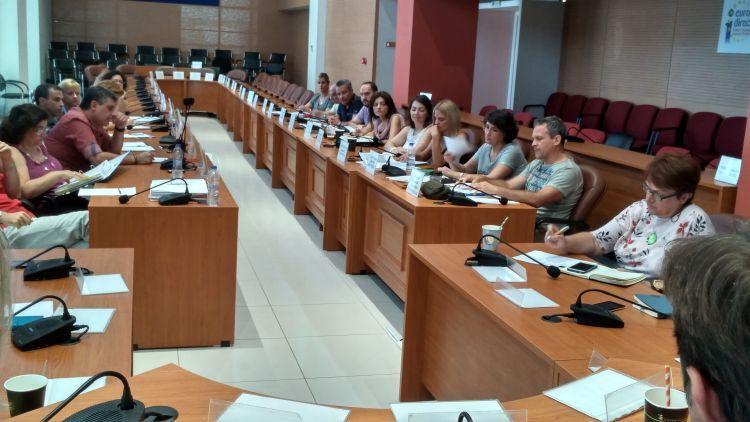 Στο ευρωπαϊκό έργο TRITON για την παρακολούθηση της διάβρωσης των ακτών η Περιφέρεια Δυτικής Ελλάδας