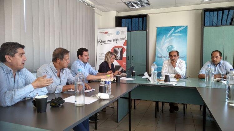 Ο σχεδιασμός τουριστικής προβολής για την Αιτωλοακαρνανία και την υπόλοιπη Δυτική Ελλάδα (ΔΕΙΤΕ ΦΩΤΟ)