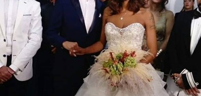 Shaya: Παντρεύτηκε τον αγαπημένο της στη Λευκάδα! Βίντεο και φωτογραφίες