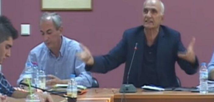 Οργάνωση Μελών ΣΥΡΙΖΑ Δήμου Θέρμου: Καταγγέλλουμε τη συμπεριφορά του Δημάρχου Θέρμου απέναντι στον Γιώργο Βαρεμένο