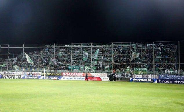 Παναθηναϊκός: Με 500 στο Αγρίνιο και 2.000 στην Τρίπολη