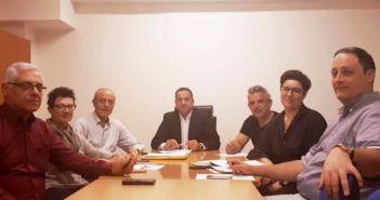 Σύσκεψη στην Περιφέρεια Δυτικής Ελλάδας για την πρόληψη της αφρικανικής πανώλης σε χοίρους