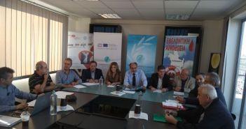 Αιτωλοακαρνανία: Νέα έργα για τη συντήρηση του επαρχιακού οδικού δικτύου και την αντιπλημμυρική προστασία (ΔΕΙΤΕ ΦΩΤΟ)