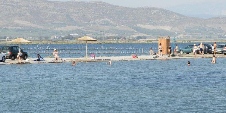Αγία Τριάδα Μεσολογγίου: Μια Λιμνοθάλασσα υγείας και θεραπείας (ΔΕΙΤΕ ΦΩΤΟ)