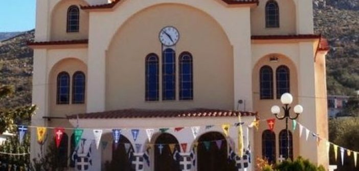 Το Ιερό Λείψανο του Ευαγγελιστού Λουκά στον Άγιο Γεράσιμο Κεφαλόβρυσου